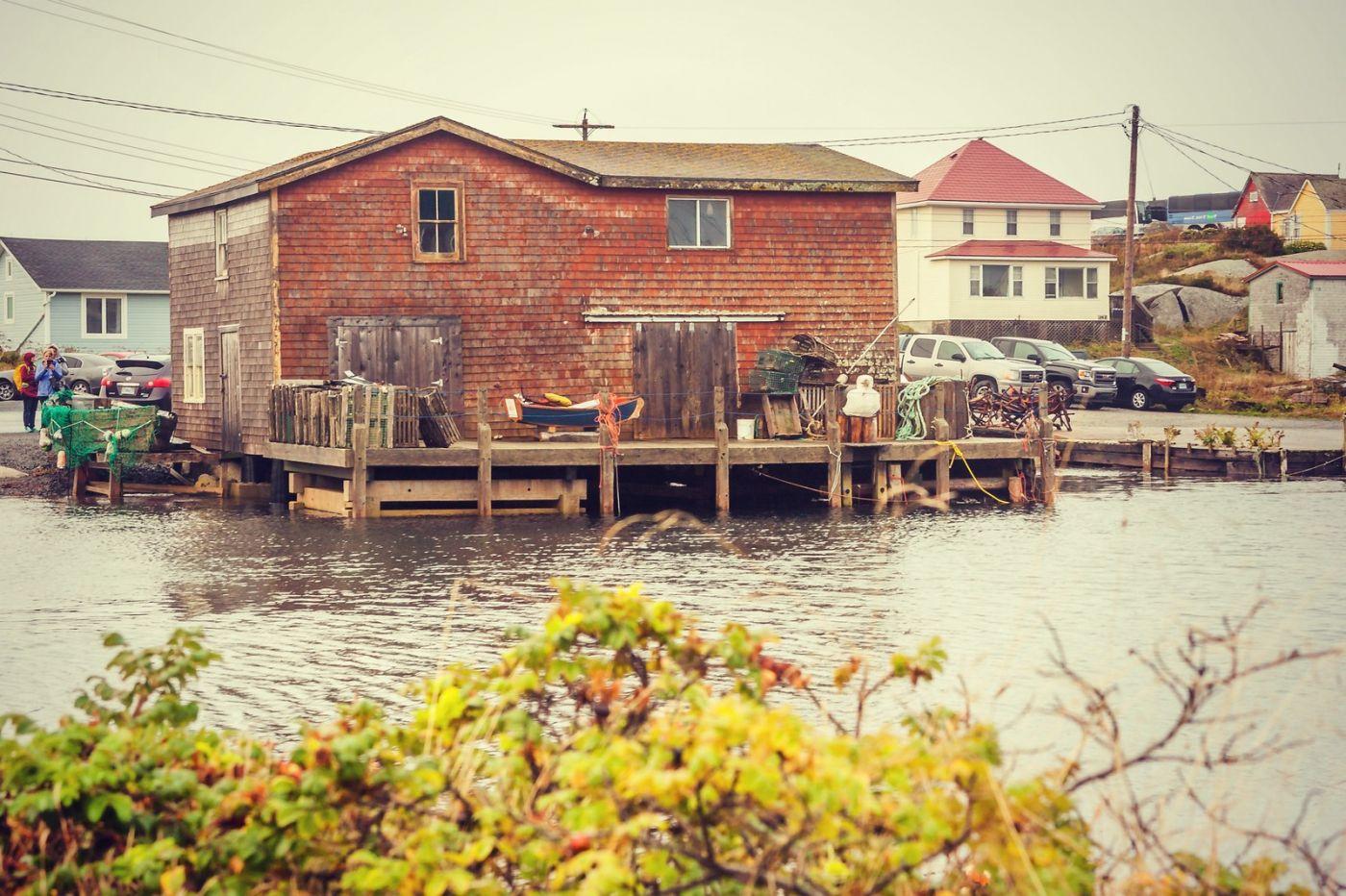 加拿大佩吉海湾(Peggy\'s Cove),小渔村的所见所闻_图1-27