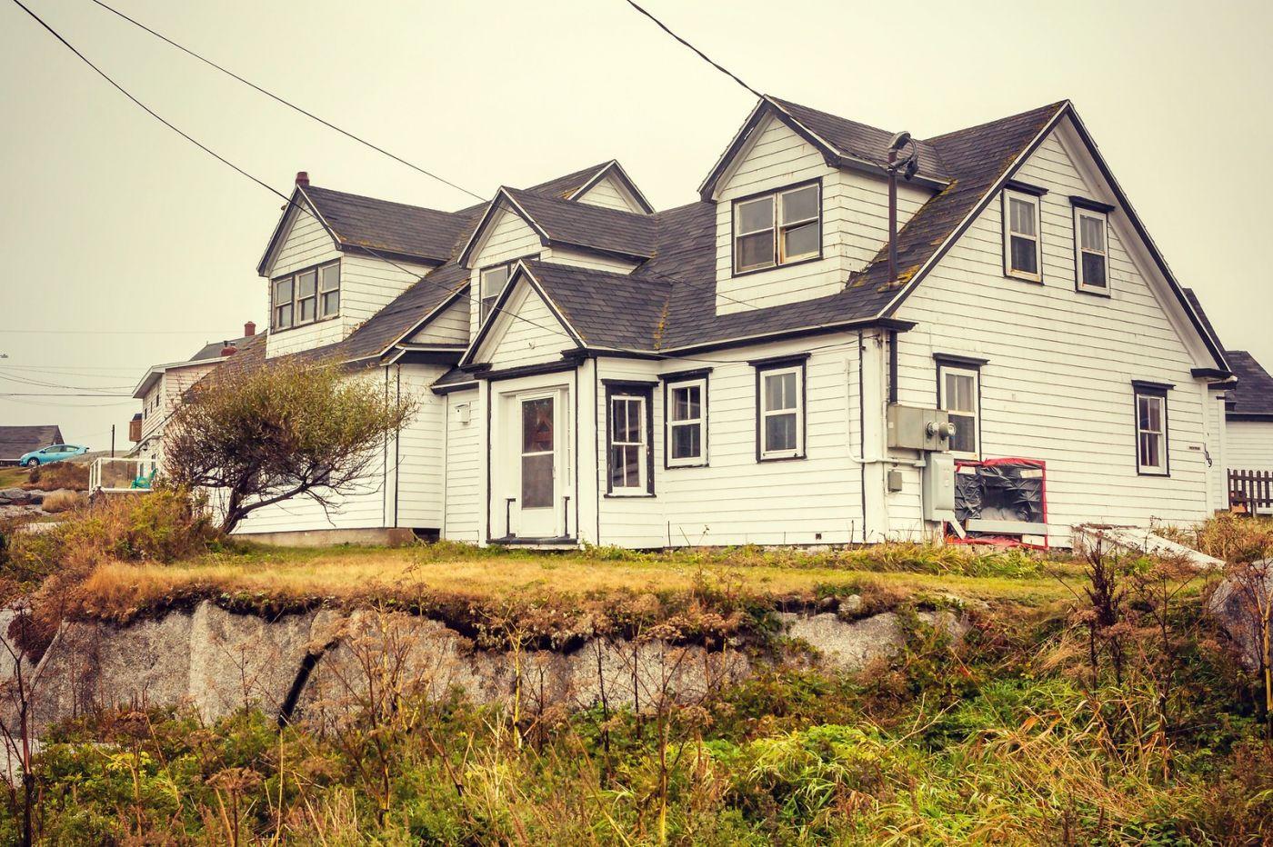 加拿大佩吉海湾(Peggy\'s Cove),小渔村的所见所闻_图1-25