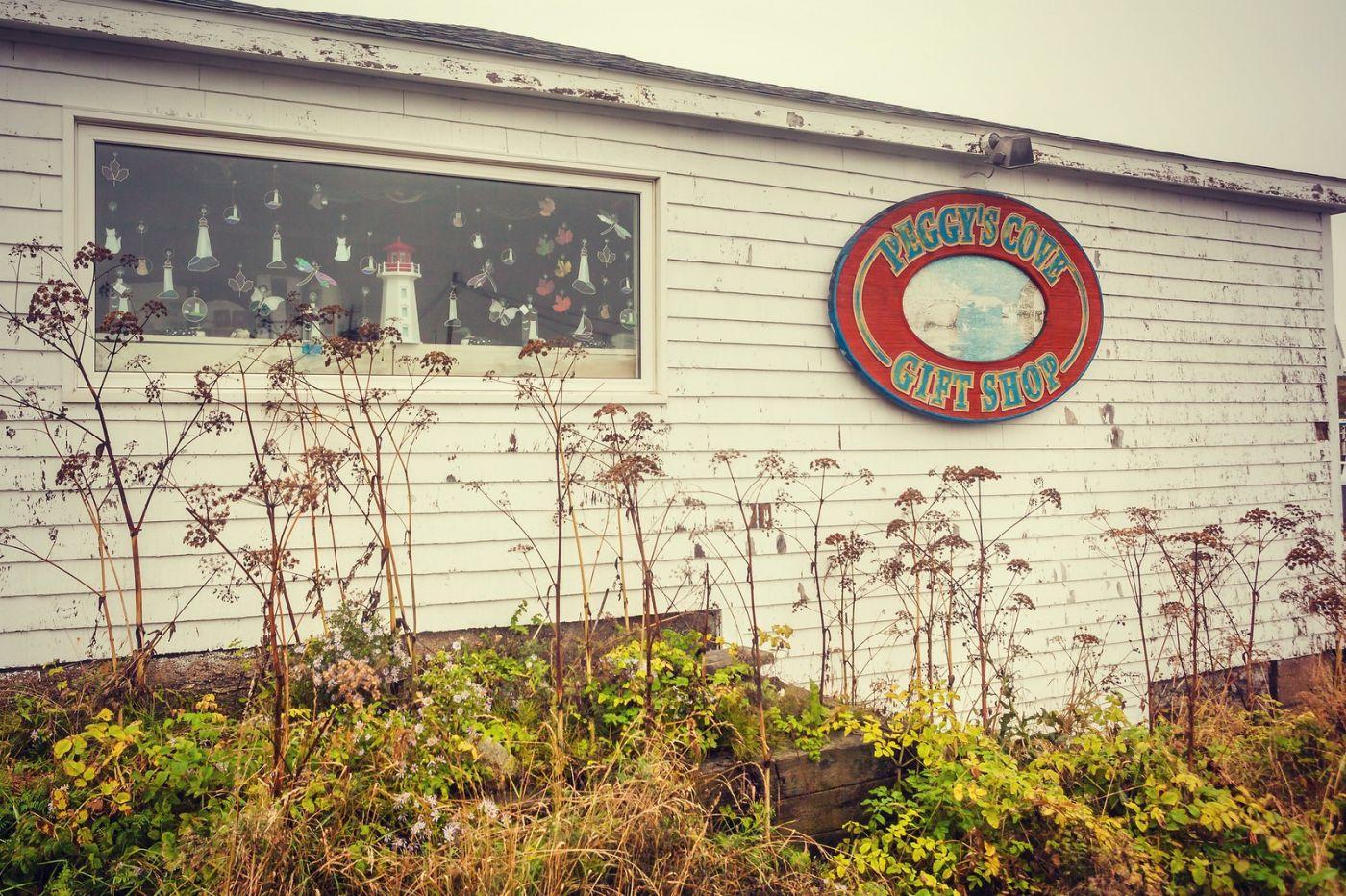 加拿大佩吉海湾(Peggy\'s Cove),小渔村的所见所闻_图1-21