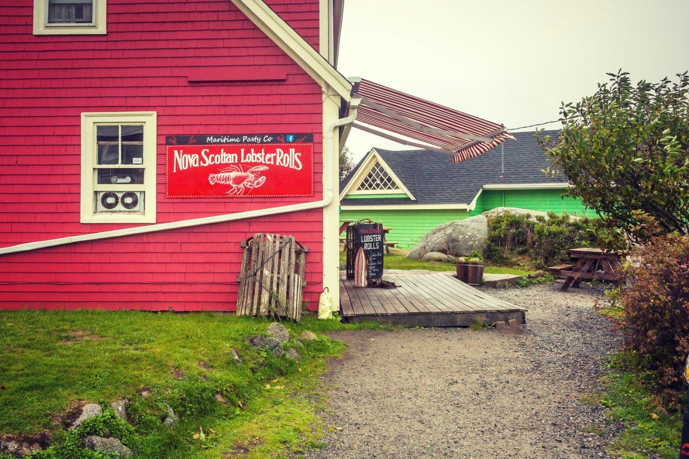 加拿大佩吉海湾(Peggy\'s Cove),小渔村的所见所闻_图1-22