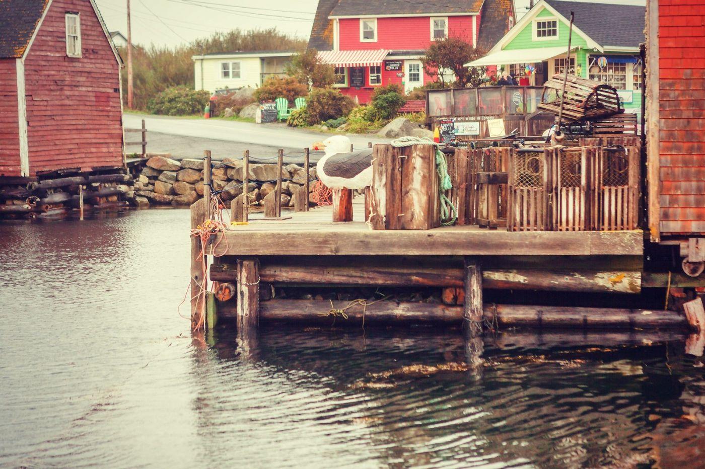 加拿大佩吉海湾(Peggy\'s Cove),小渔村的所见所闻_图1-23