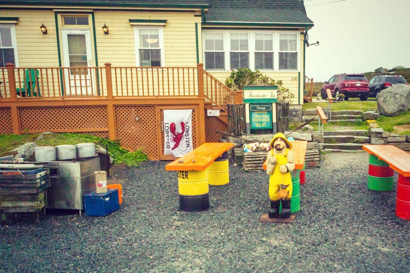加拿大佩吉海湾(Peggy\'s Cove),小渔村的所见所闻_图1-24