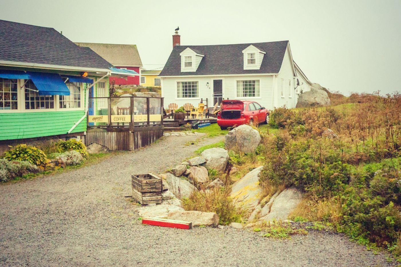 加拿大佩吉海湾(Peggy\'s Cove),小渔村的所见所闻_图1-20