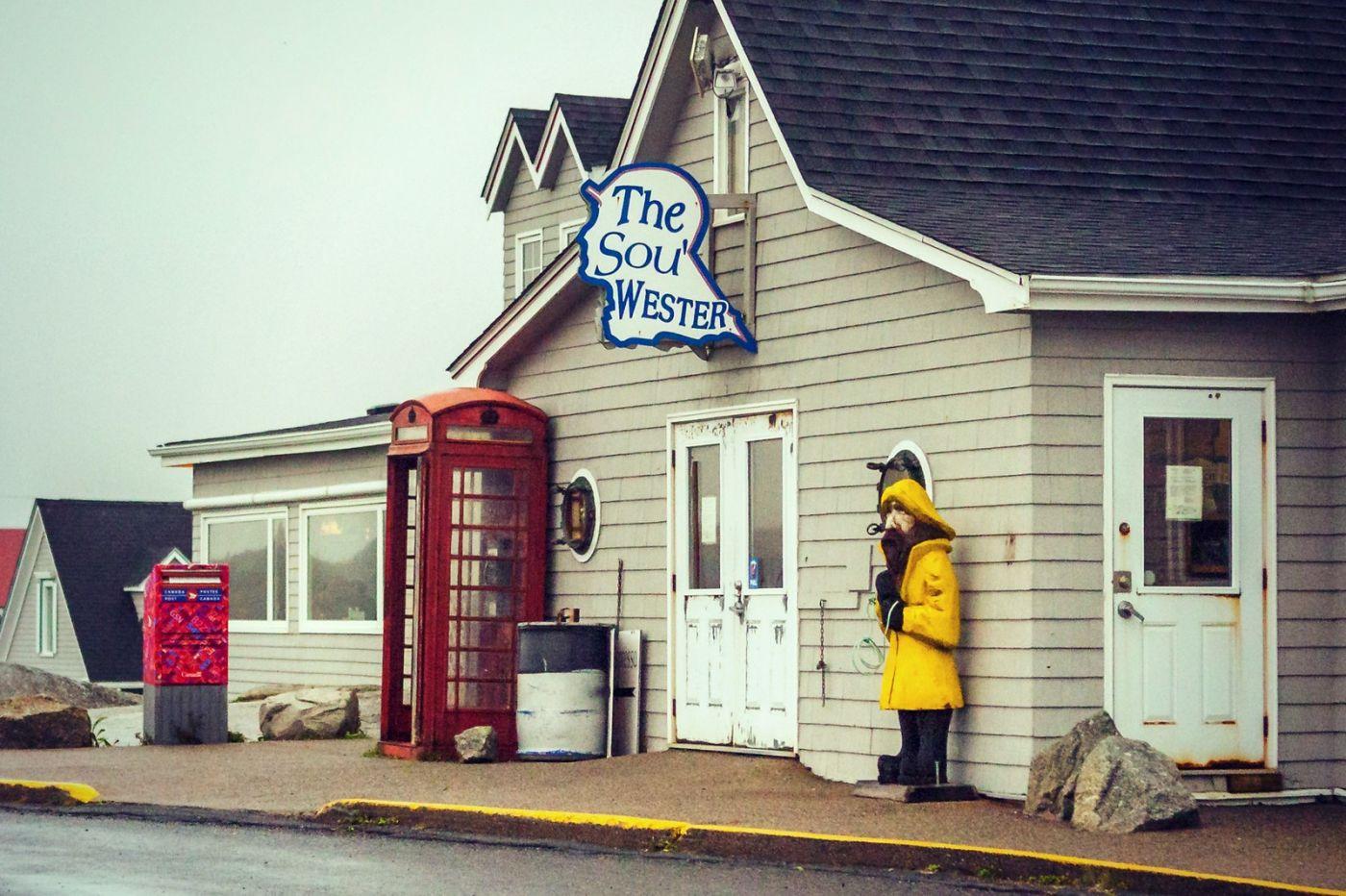 加拿大佩吉海湾(Peggy\'s Cove),小渔村的所见所闻_图1-19