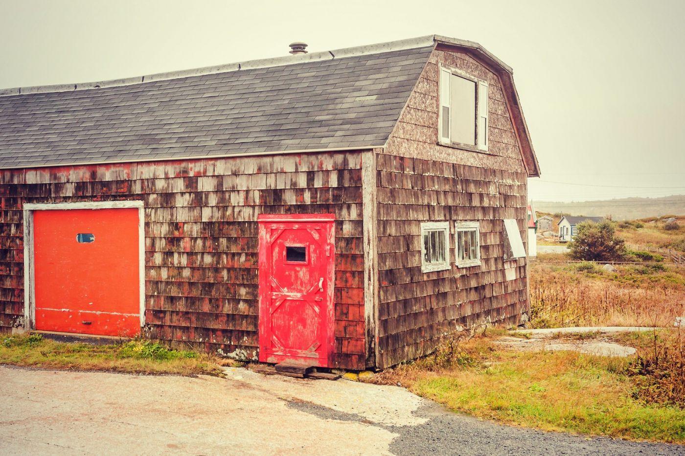 加拿大佩吉海湾(Peggy\'s Cove),小渔村的所见所闻_图1-18