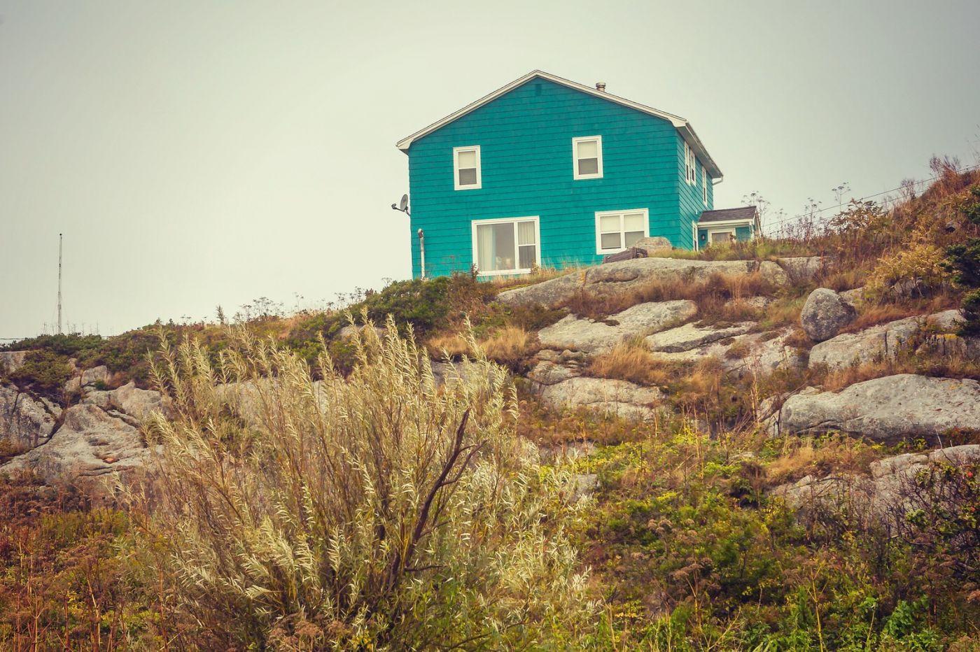 加拿大佩吉海湾(Peggy\'s Cove),小渔村的所见所闻_图1-15