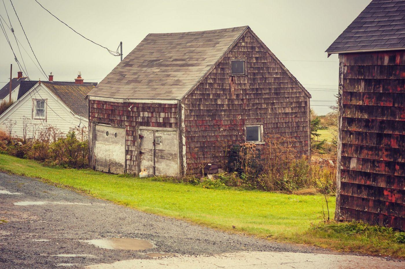 加拿大佩吉海湾(Peggy\'s Cove),小渔村的所见所闻_图1-16