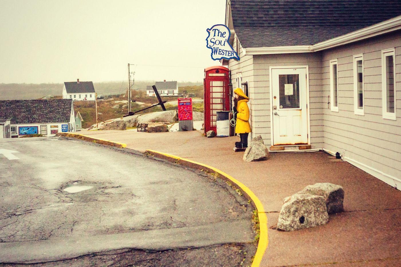 加拿大佩吉海湾(Peggy\'s Cove),小渔村的所见所闻_图1-12