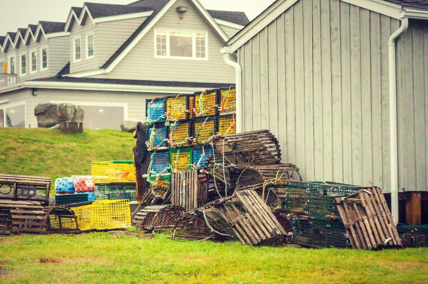 加拿大佩吉海湾(Peggy\'s Cove),小渔村的所见所闻_图1-9