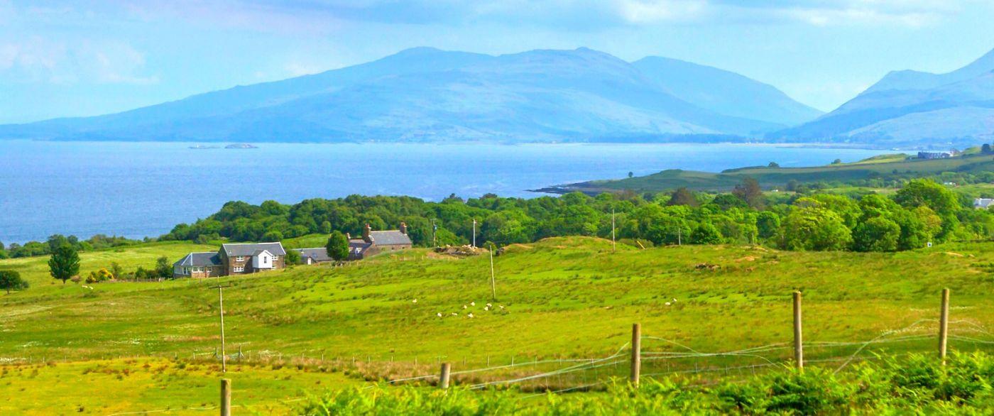 苏格兰美景,宁静的世界_图1-15