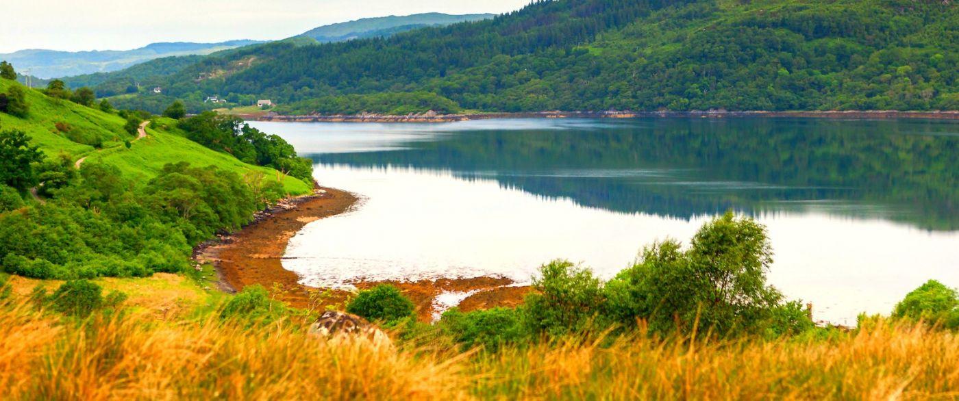 苏格兰美景,宁静的世界_图1-9