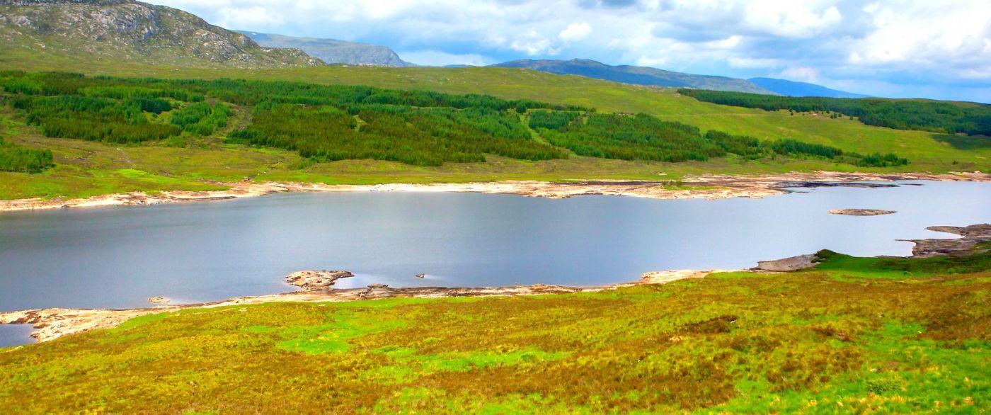 苏格兰美景,宁静的世界_图1-12