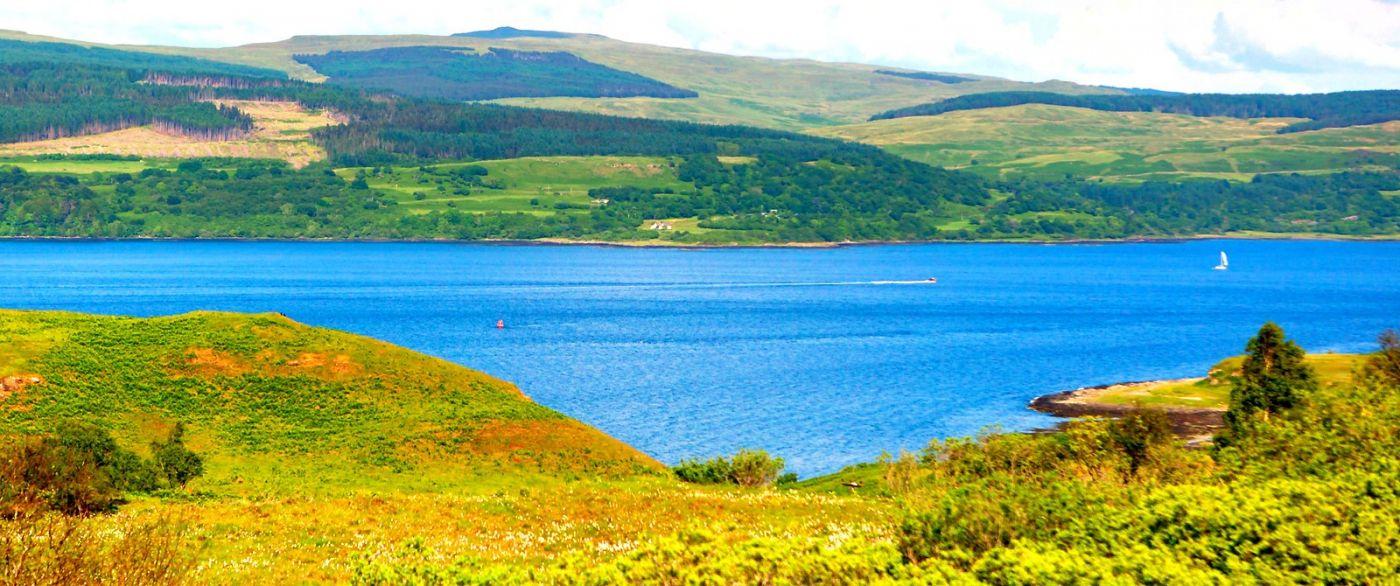 苏格兰美景,宁静的世界_图1-8