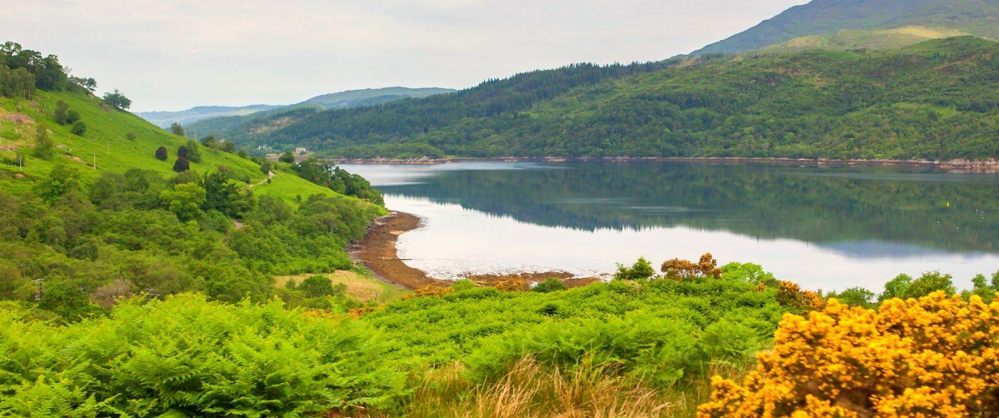 苏格兰美景,宁静的世界_图1-5