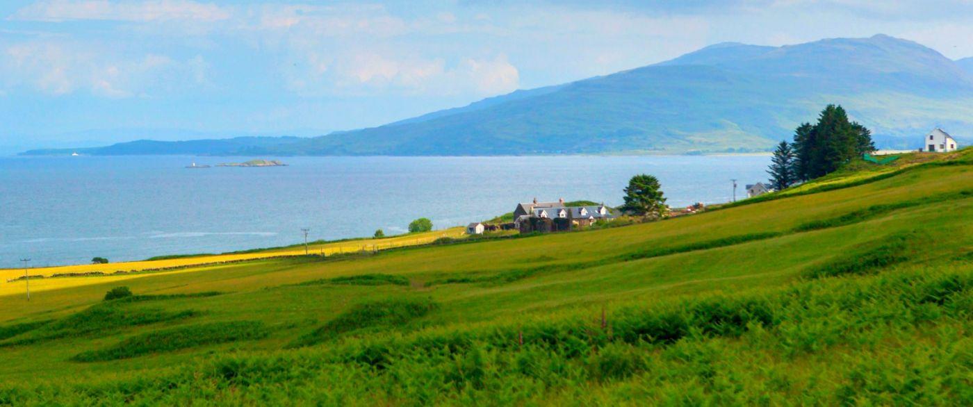 苏格兰美景,宁静的世界_图1-2