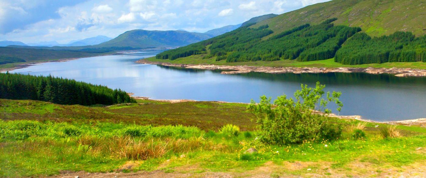 苏格兰美景,宁静的世界_图1-1