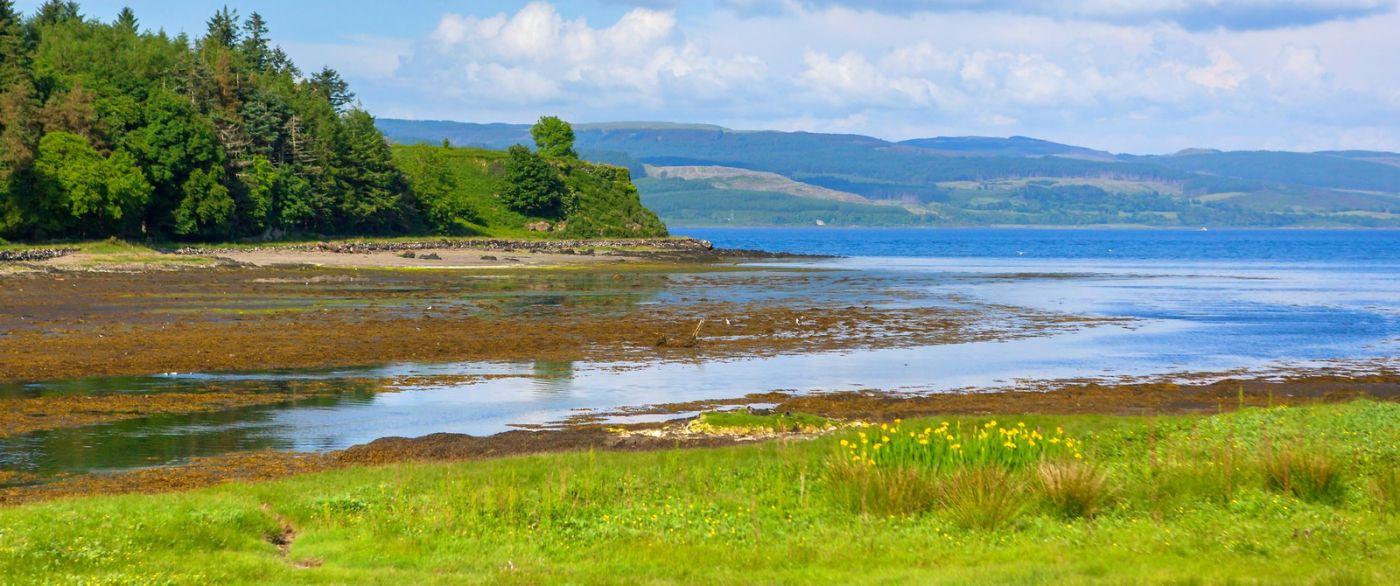 苏格兰美景,宁静的世界_图1-3
