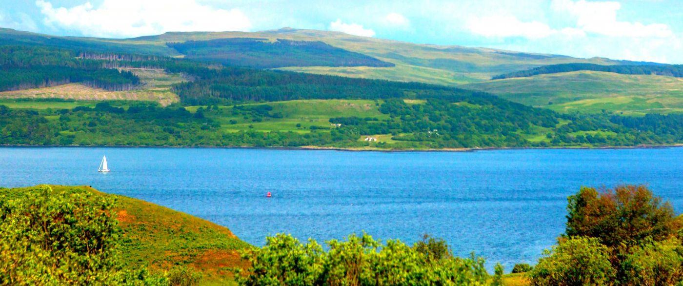 苏格兰美景,宁静的世界_图1-24