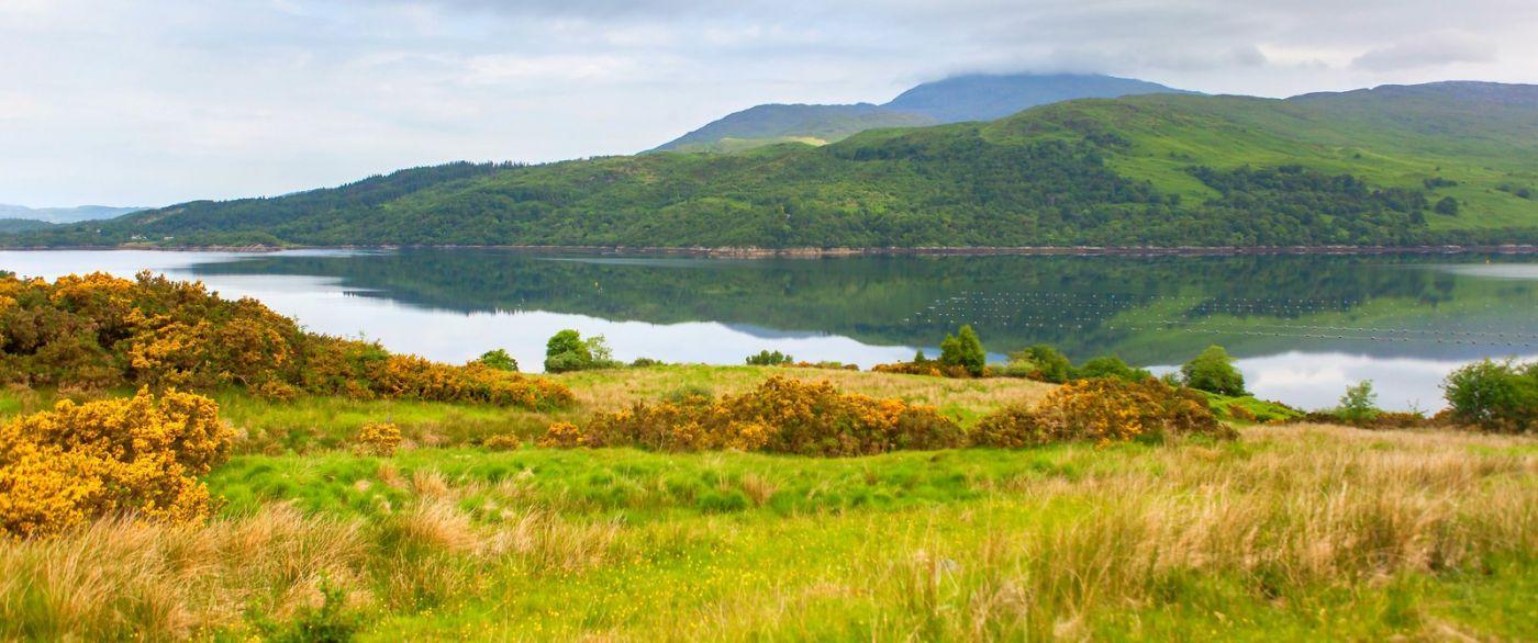 苏格兰美景,宁静的世界_图1-21