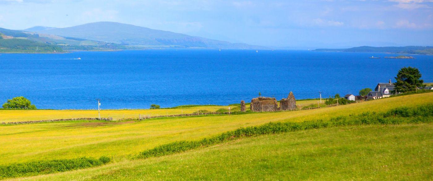 苏格兰美景,宁静的世界_图1-25