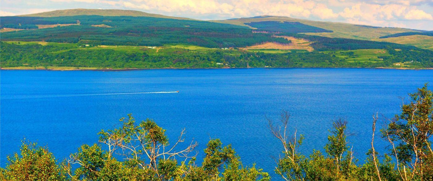 苏格兰美景,宁静的世界_图1-27