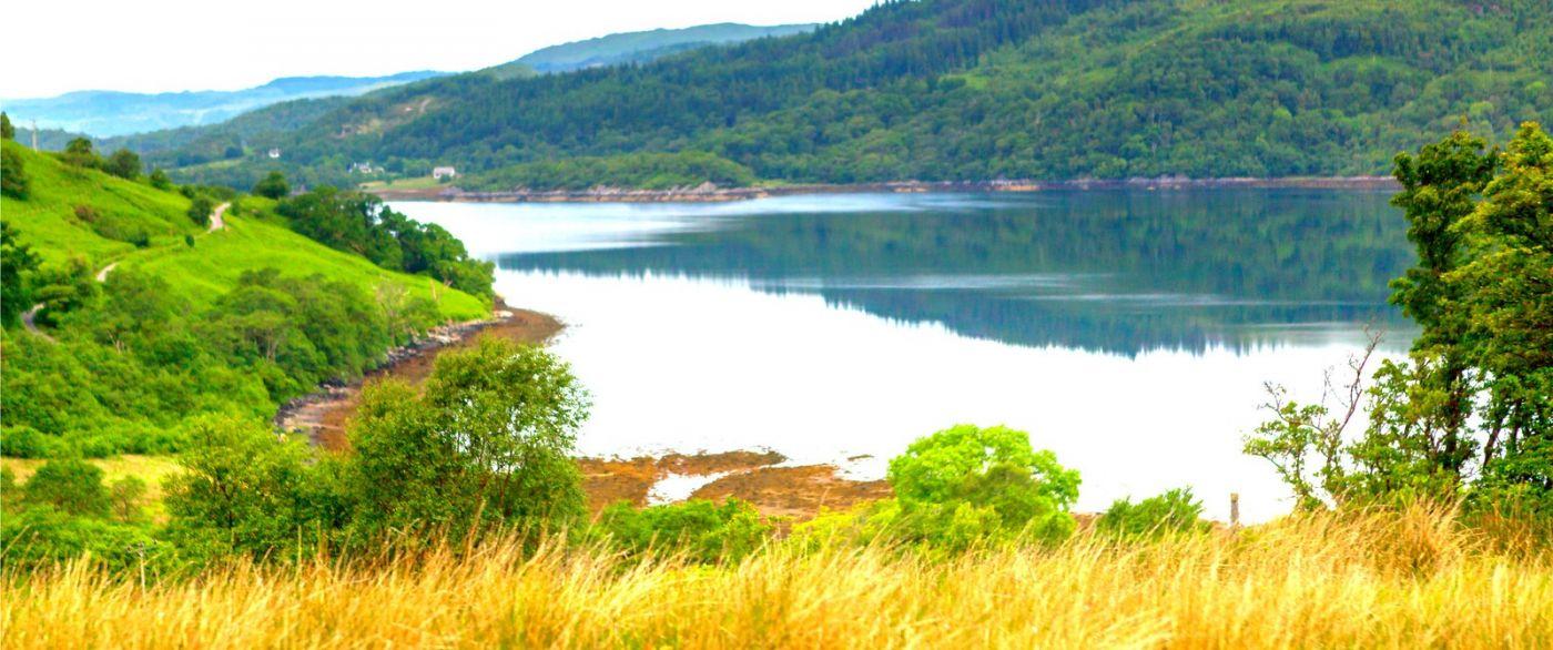 苏格兰美景,宁静的世界_图1-28