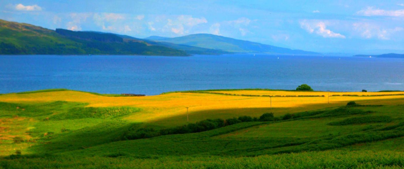 苏格兰美景,宁静的世界_图1-31