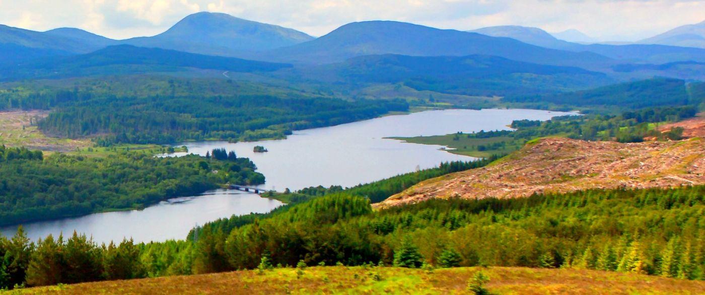 苏格兰美景,宁静的世界_图1-30