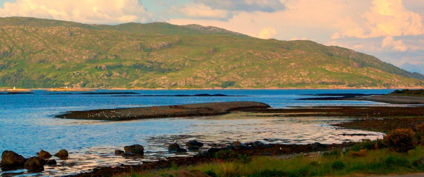 苏格兰美景,宁静的世界_图1-33