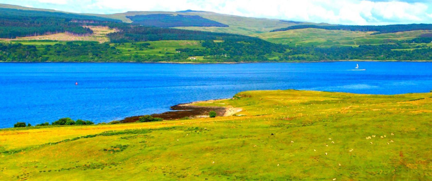 苏格兰美景,宁静的世界_图1-35
