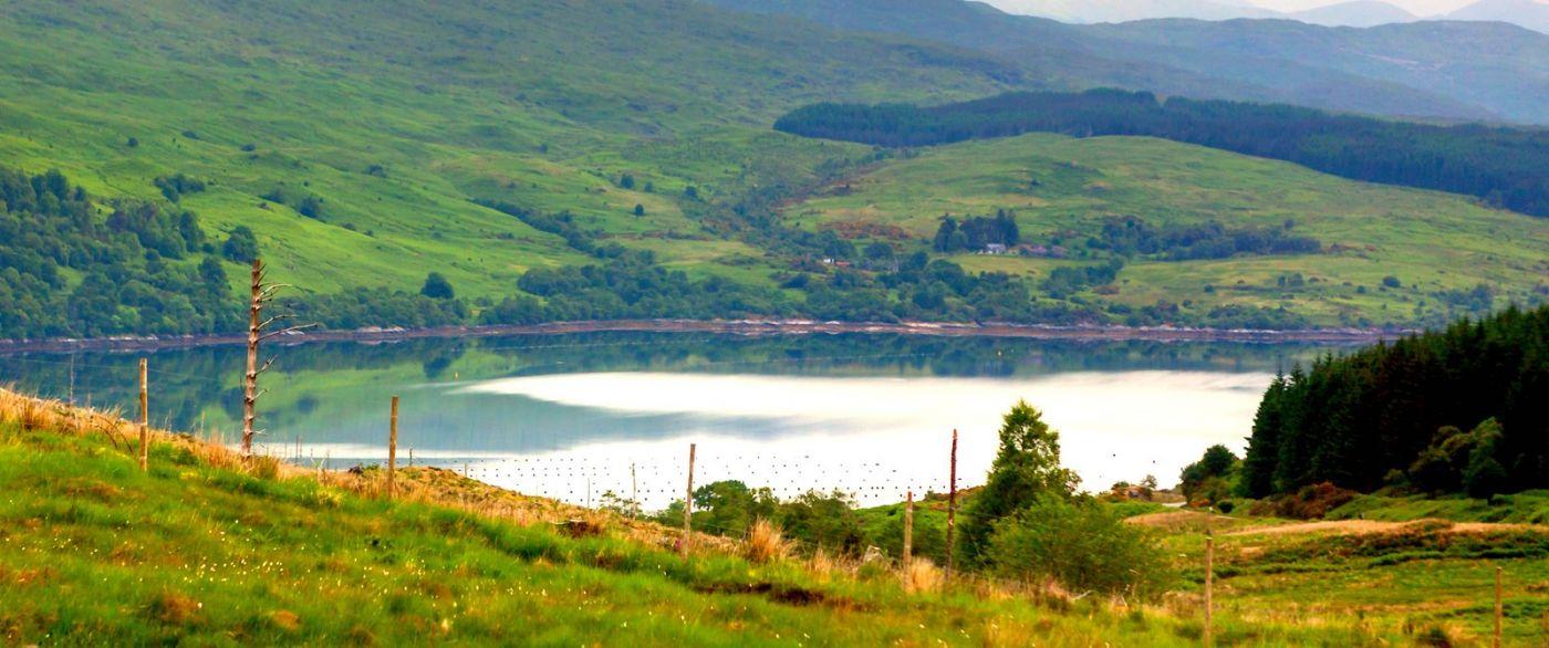 苏格兰美景,宁静的世界_图1-36