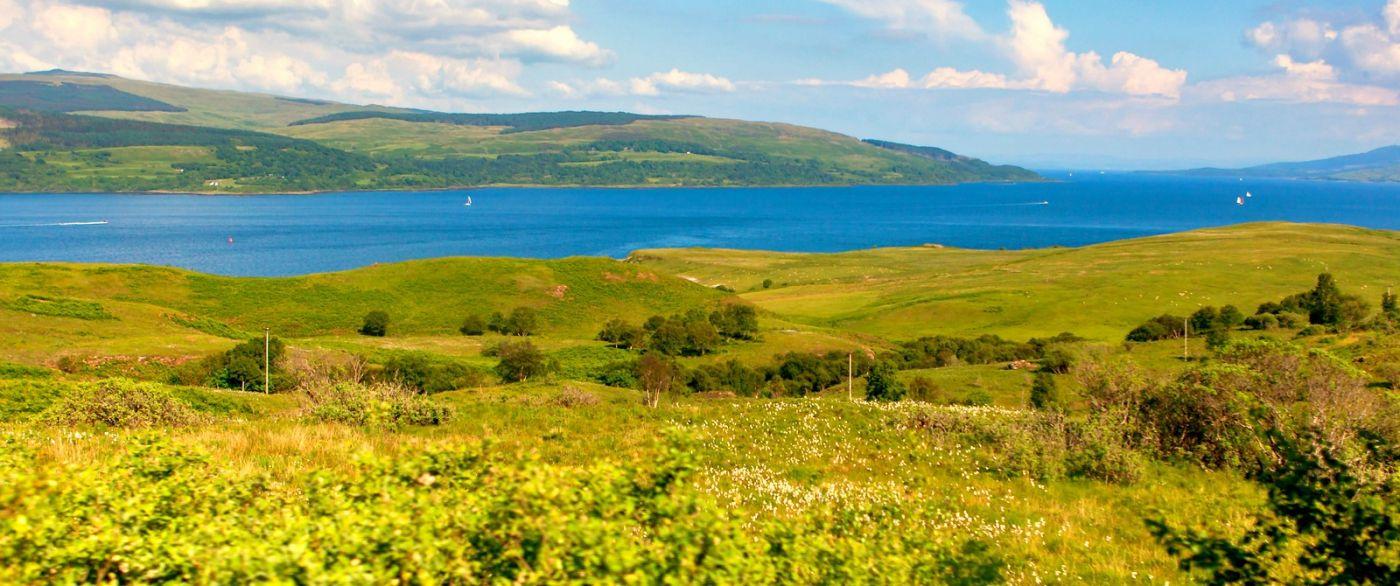 苏格兰美景,宁静的世界_图1-37