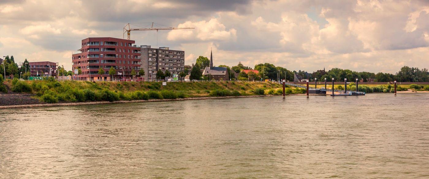 畅游莱茵河,两岸欣欣向荣_图1-36