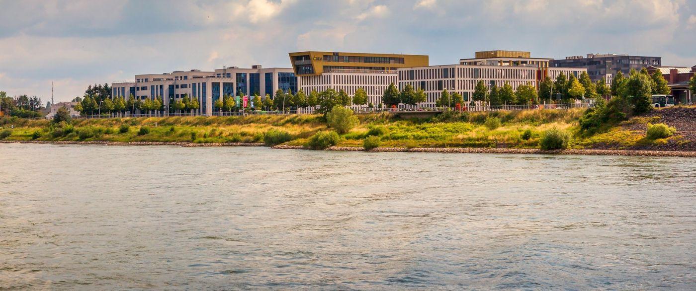 畅游莱茵河,两岸欣欣向荣_图1-32