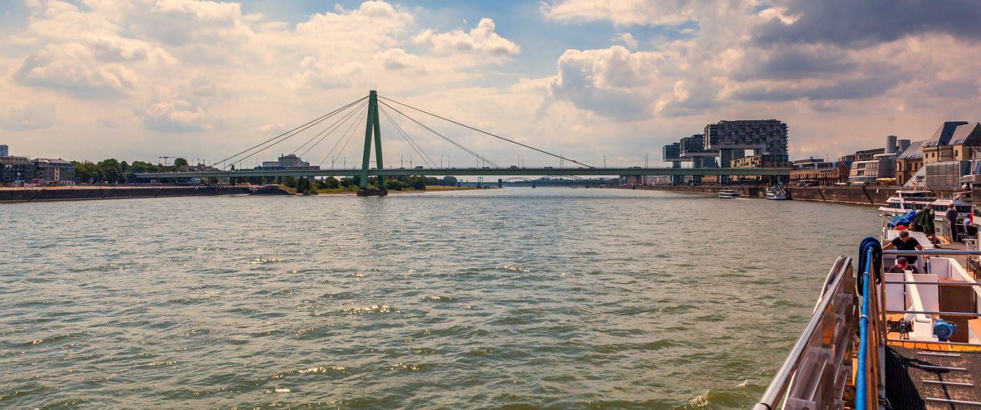畅游莱茵河,两岸欣欣向荣_图1-16
