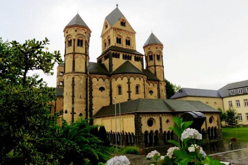 德国玛丽亚拉赫修道院_图1-9