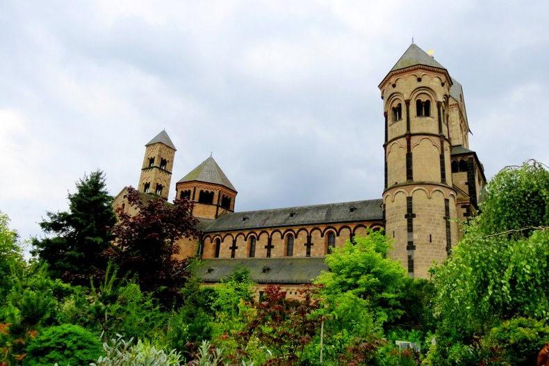 德国玛丽亚拉赫修道院_图1-25