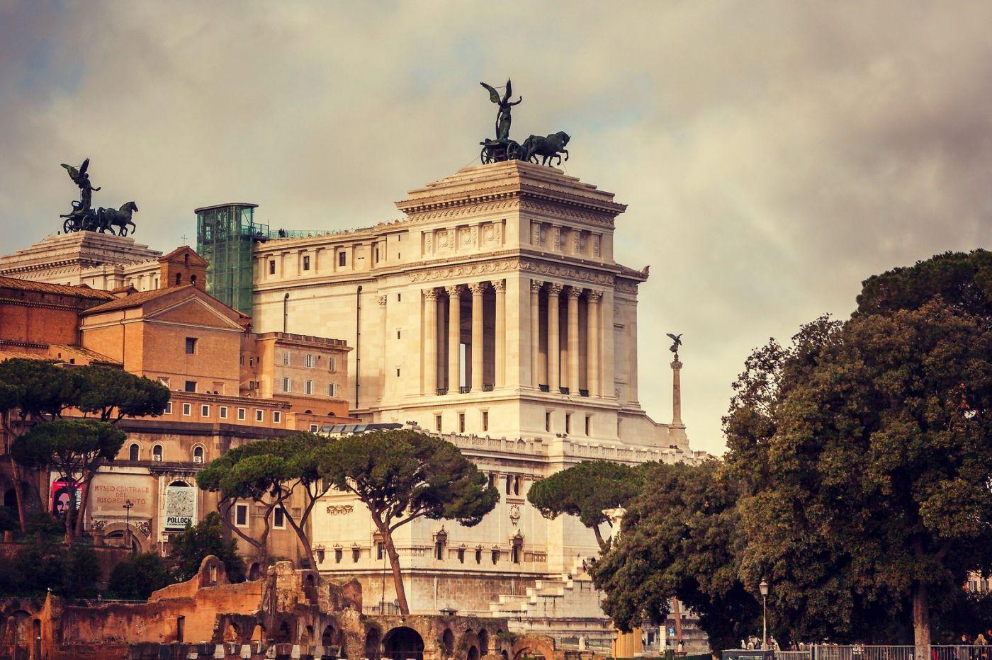 意大利罗马论坛,很敬佩_图1-13