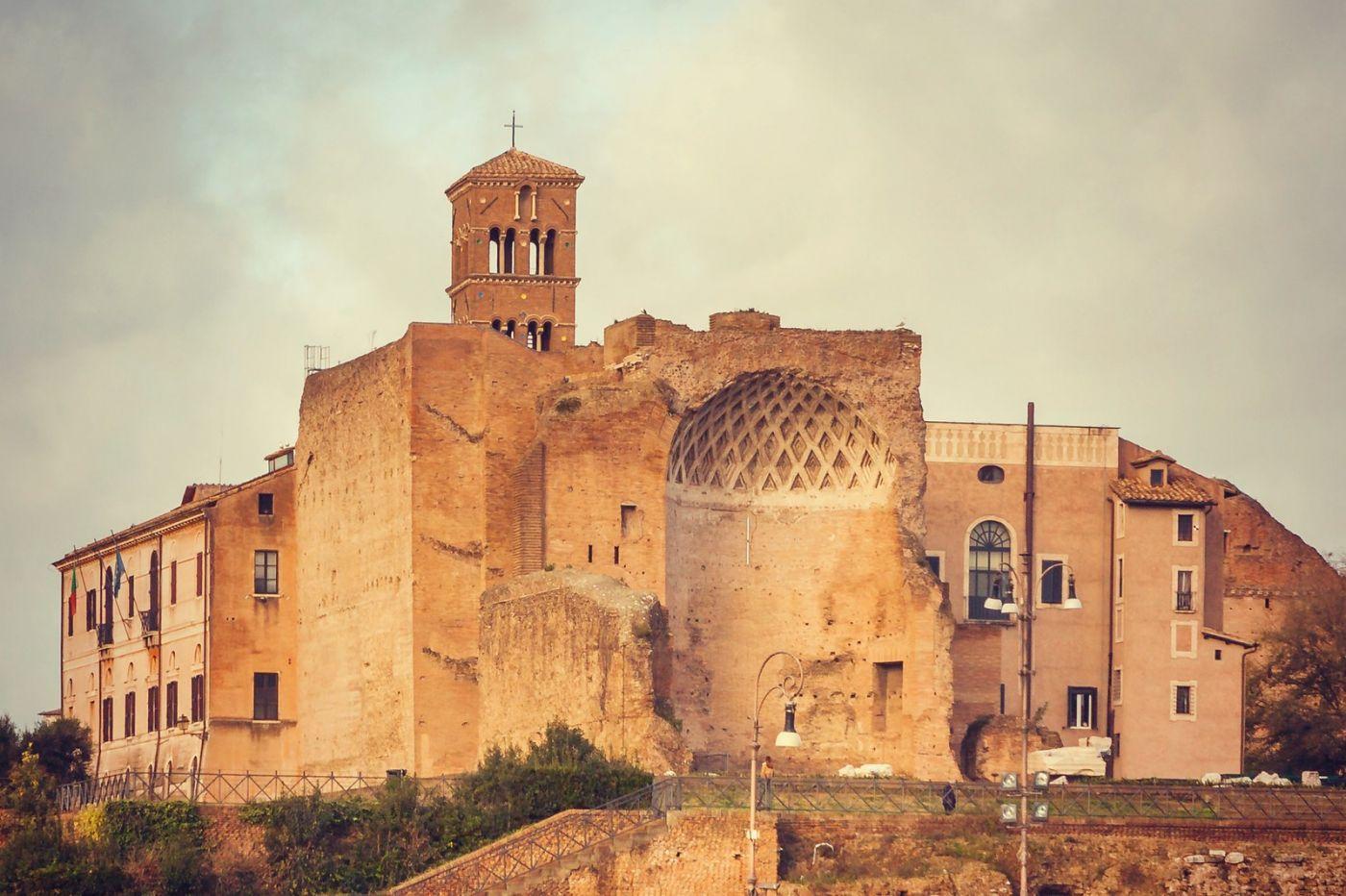 意大利罗马论坛,很敬佩_图1-19