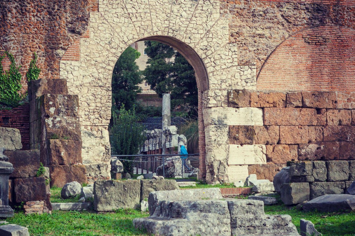 意大利罗马论坛,很敬佩_图1-20