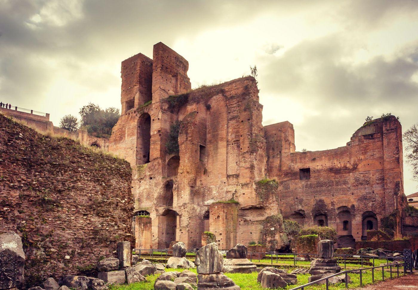 意大利罗马论坛,很敬佩_图1-24