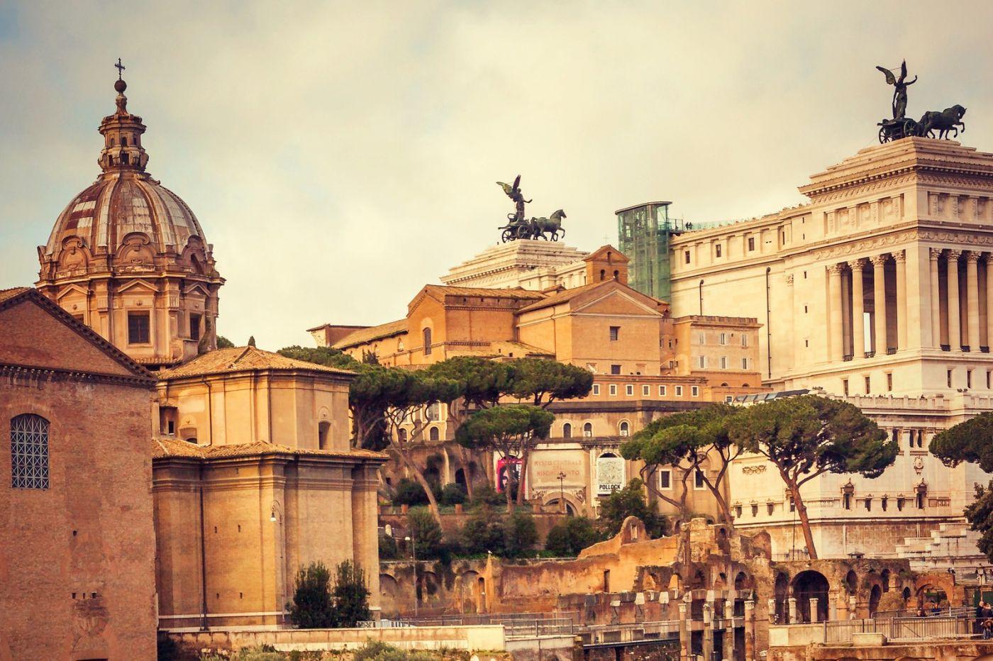 意大利罗马论坛,很敬佩_图1-21