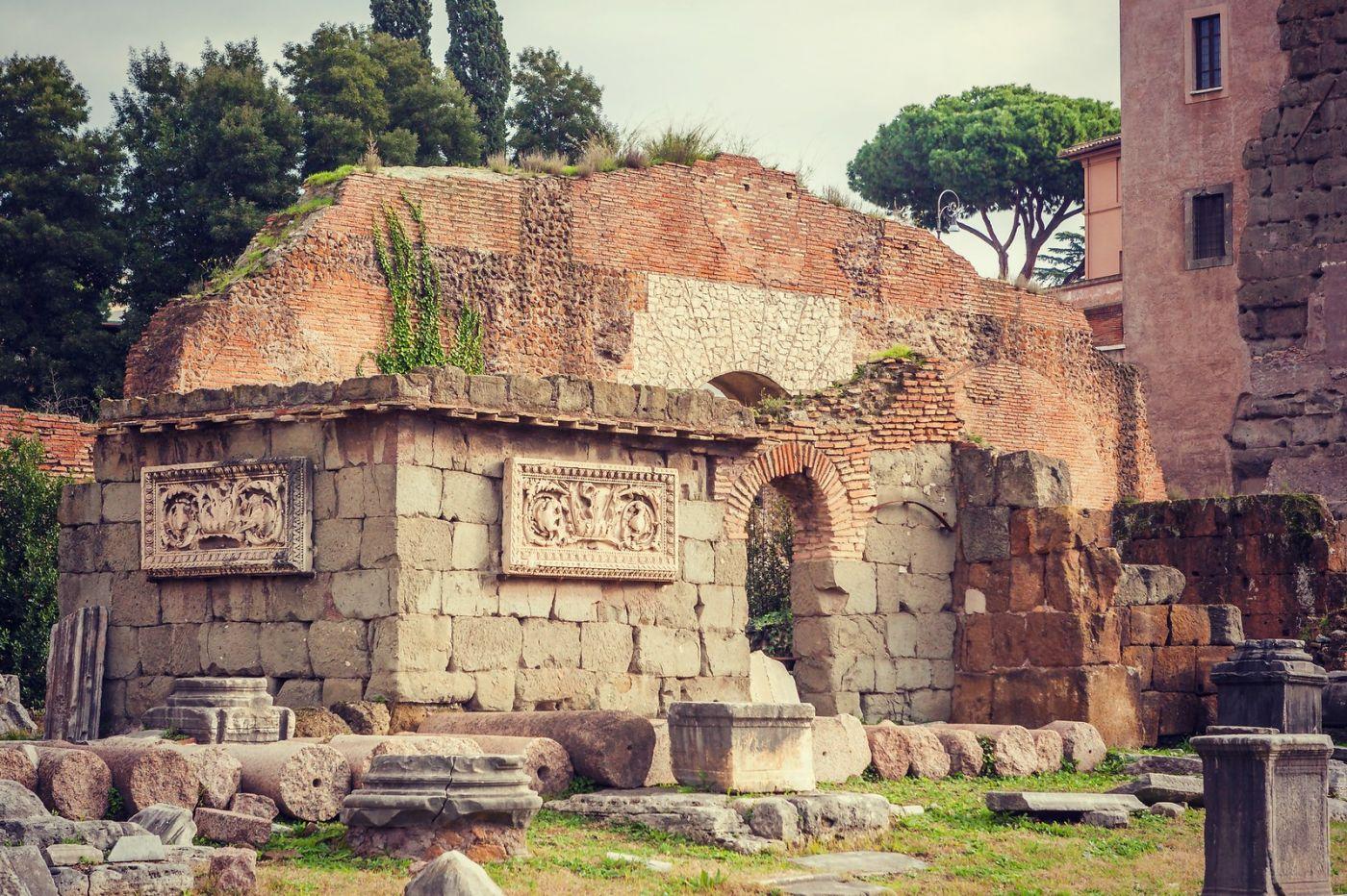 意大利罗马论坛,很敬佩_图1-25