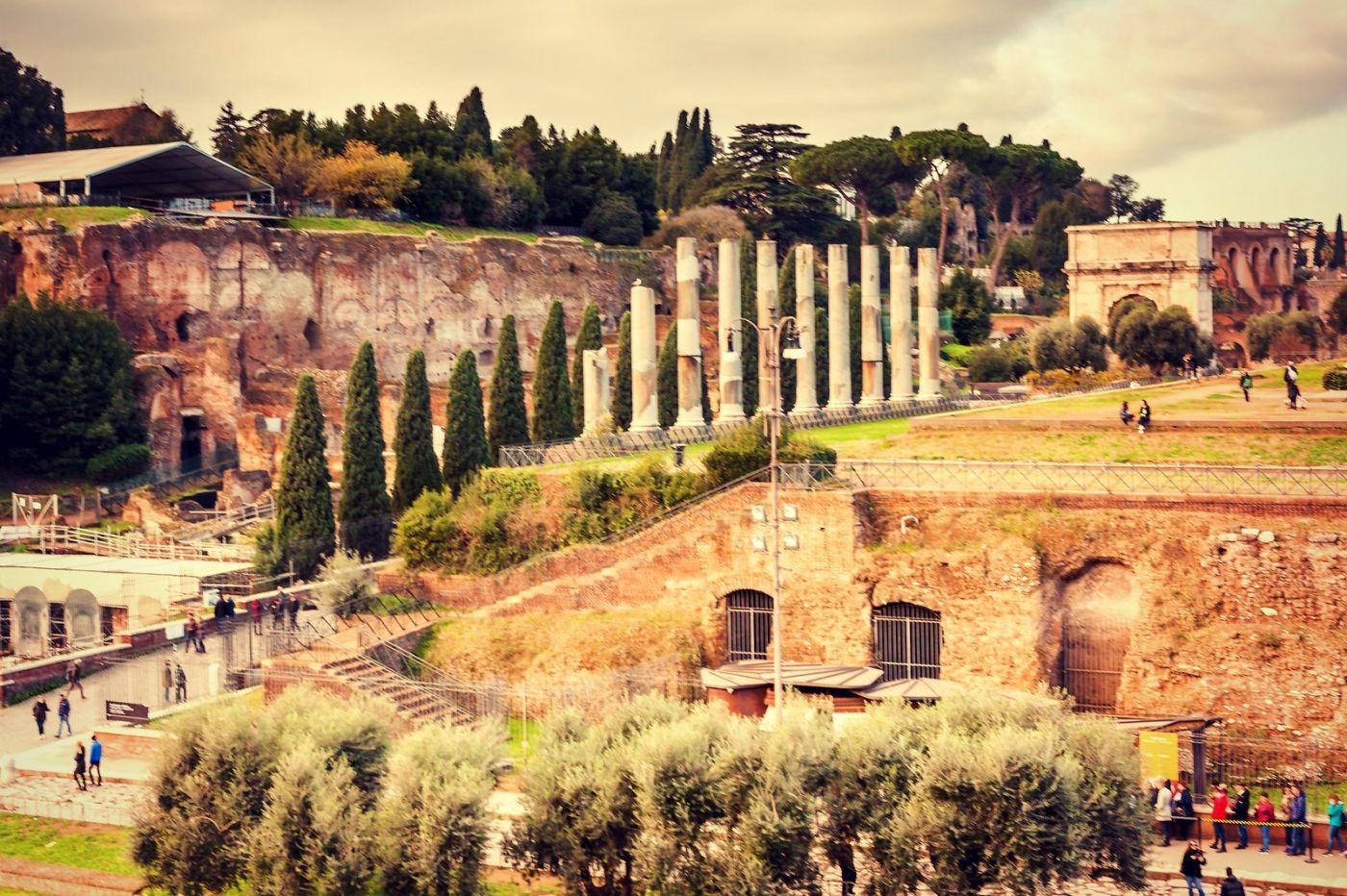意大利罗马论坛,很敬佩_图1-26