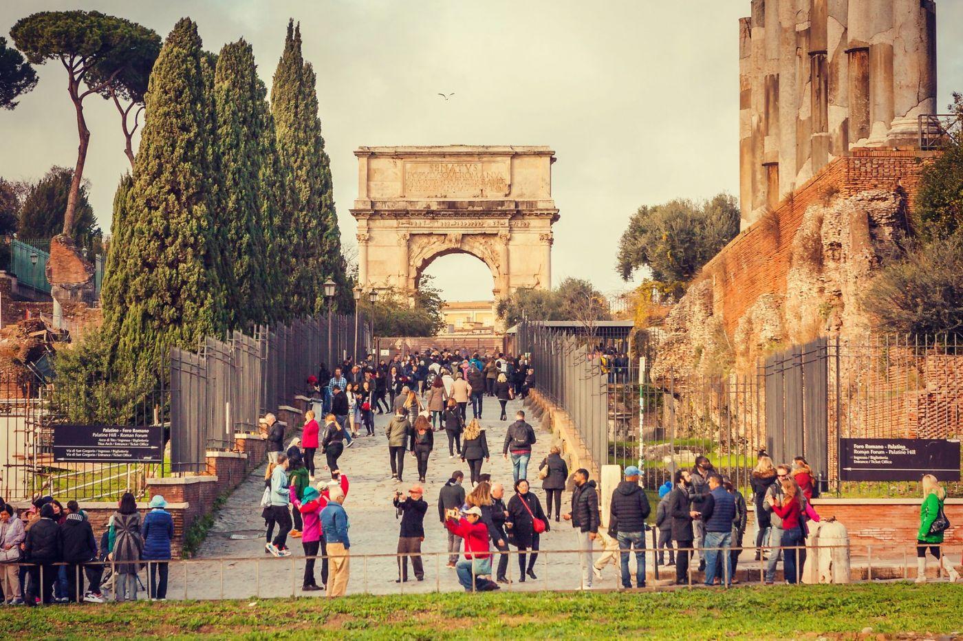 意大利罗马论坛,很敬佩_图1-27