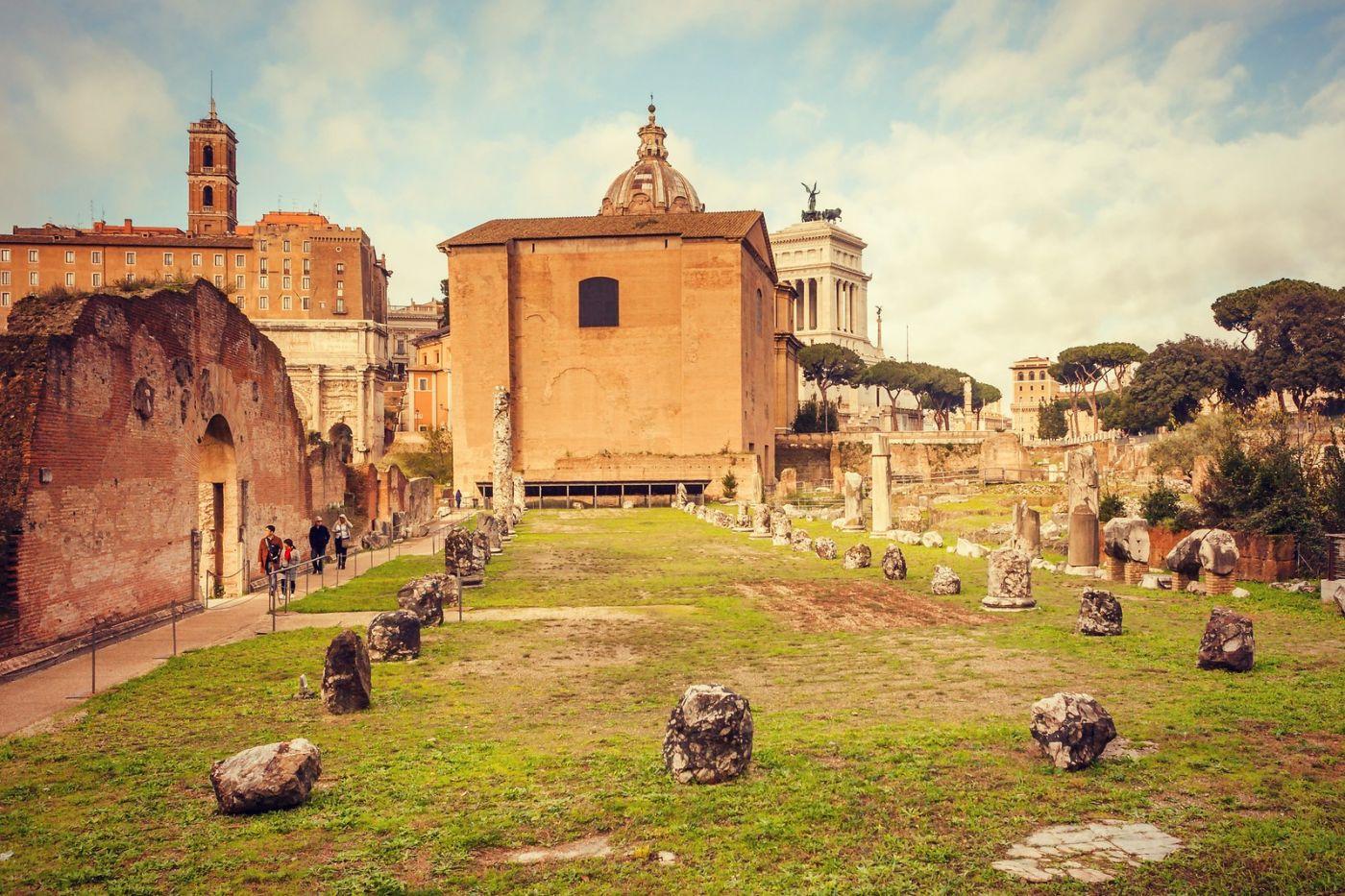意大利罗马论坛,很敬佩_图1-28