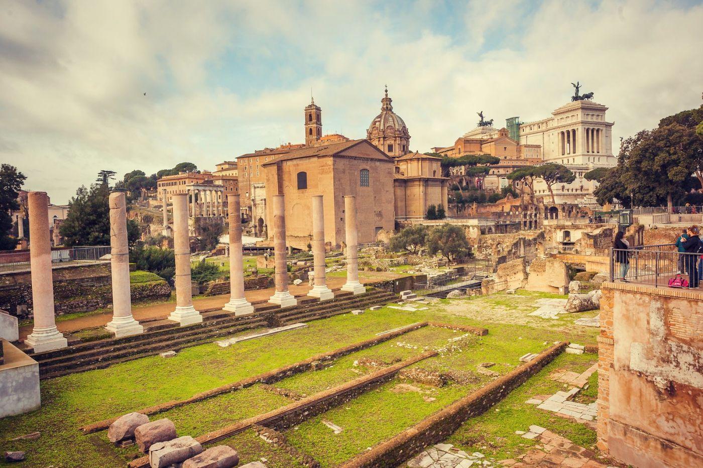 意大利罗马论坛,很敬佩_图1-29