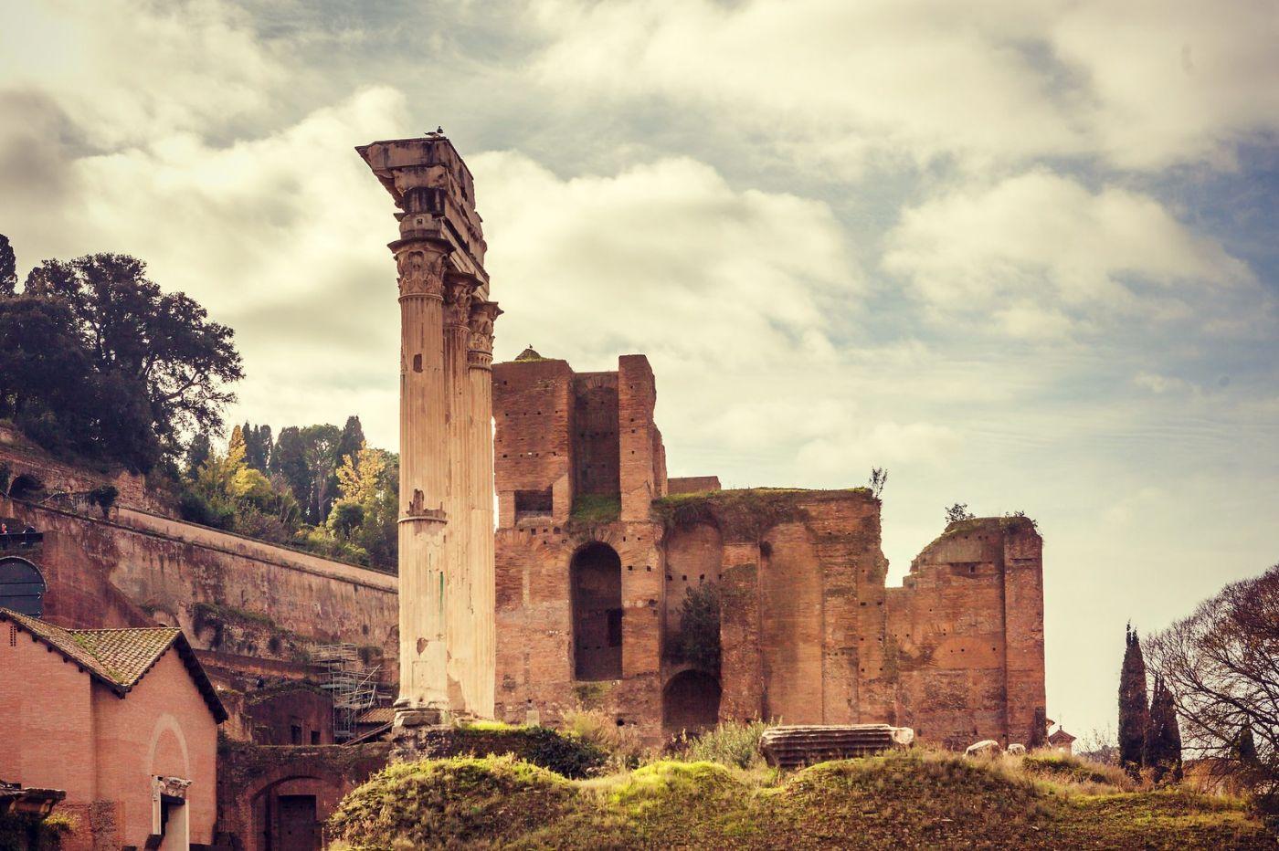 意大利罗马论坛,很敬佩_图1-33