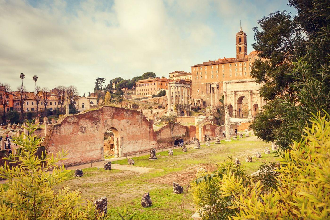 意大利罗马论坛,很敬佩_图1-39