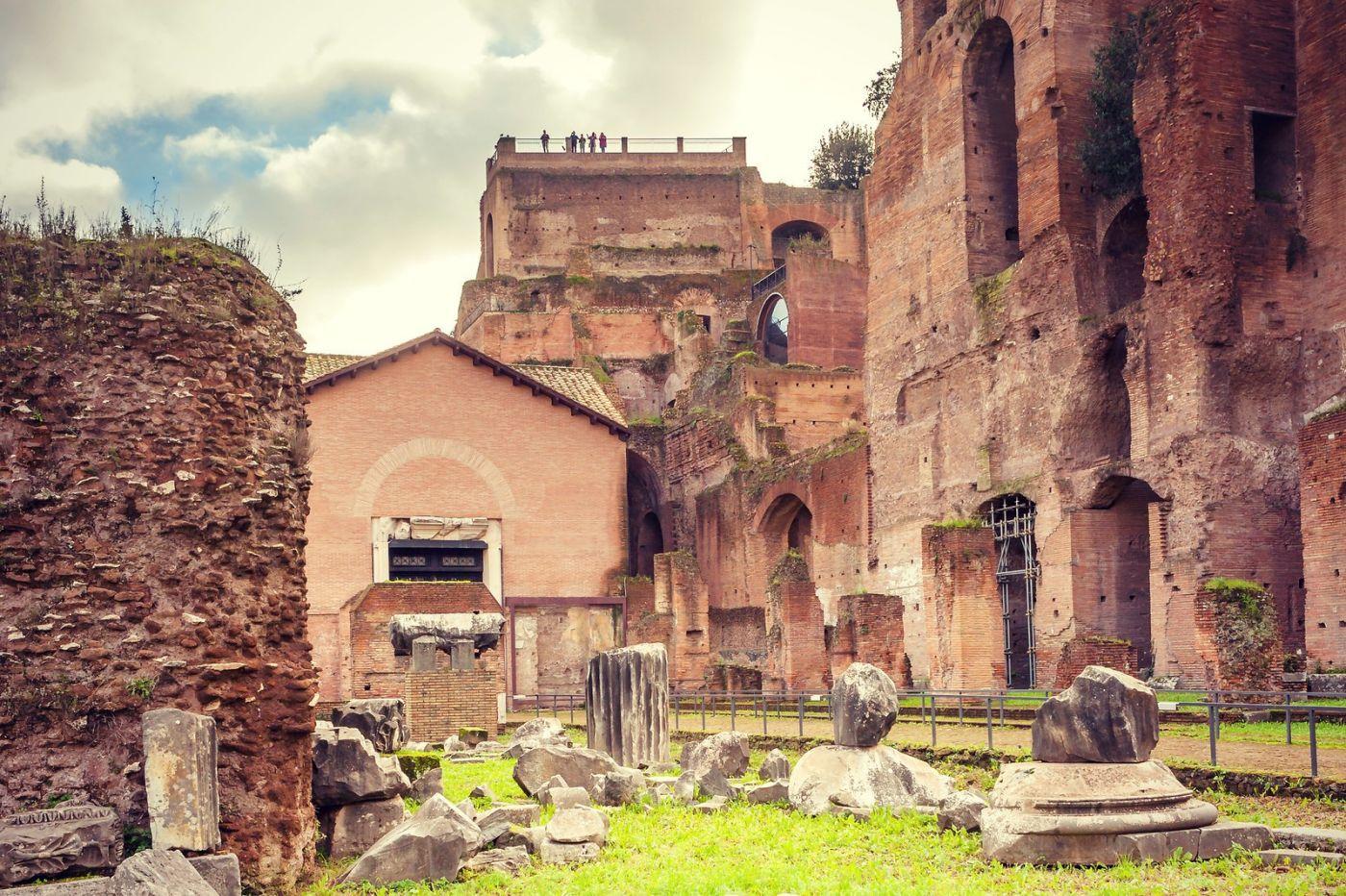 意大利罗马论坛,很敬佩_图1-38